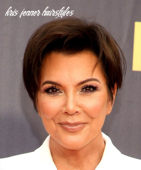 Kris jenner hairstyles, hair cuts and colors kris jenner hairstyles