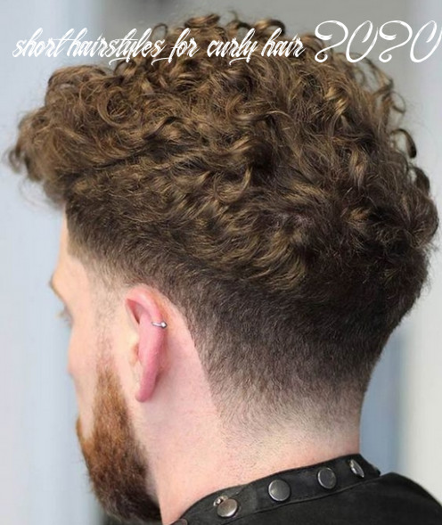 Outstanding mens short haircuts for curly hair 8 mens