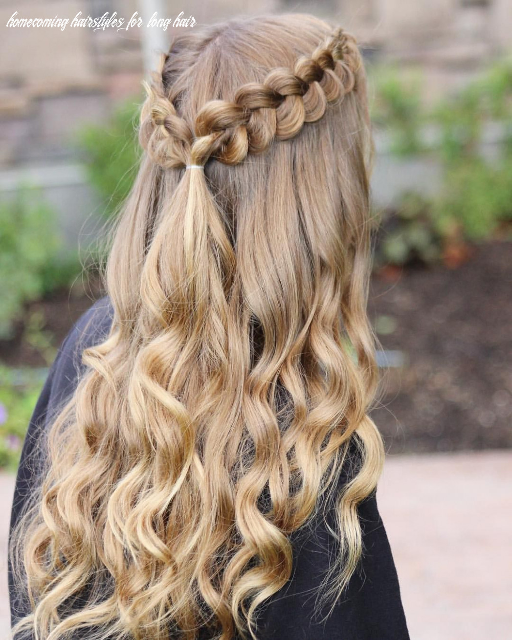 Pin by flower ❤ on حلو ❤ | prom hairstyles for long hair, simple