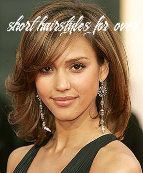 Short hairstyles for overweight women over 12 best haircut short hairstyles for over 40 and overweight