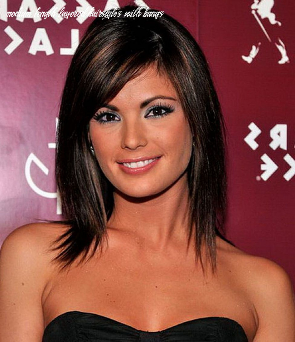 Shoulder length layered hairstyles | layered shoulder length