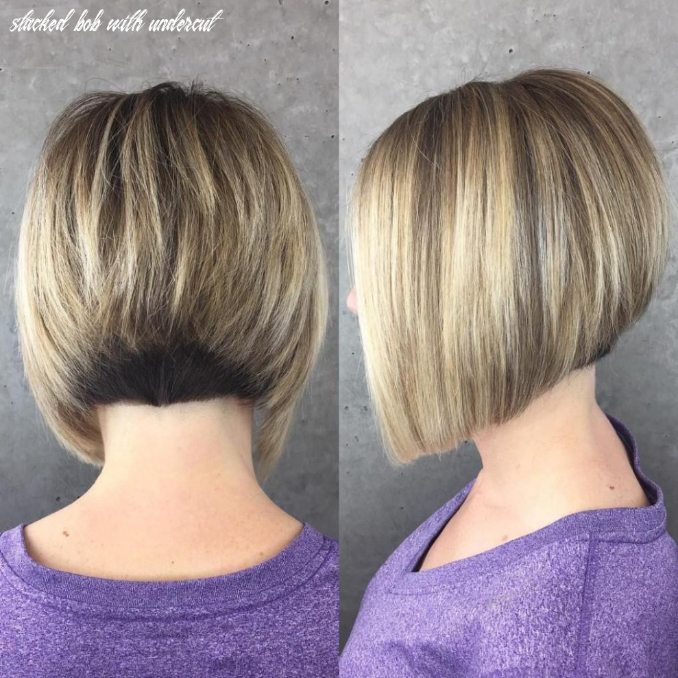 The full stack: 10 hottest stacked haircuts   stacked haircuts