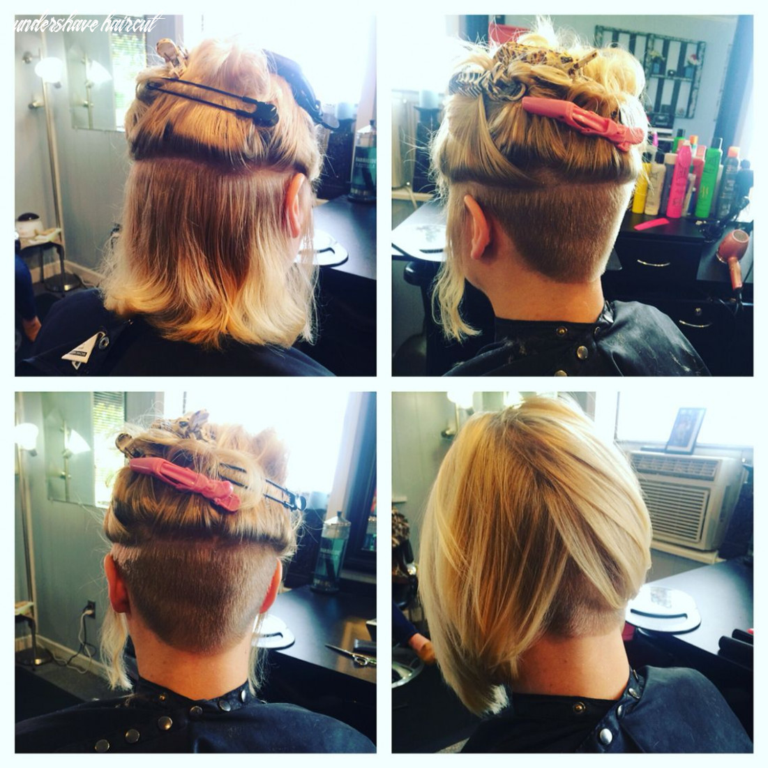 Undershave bob (with images) | undercut hairstyles, hair styles