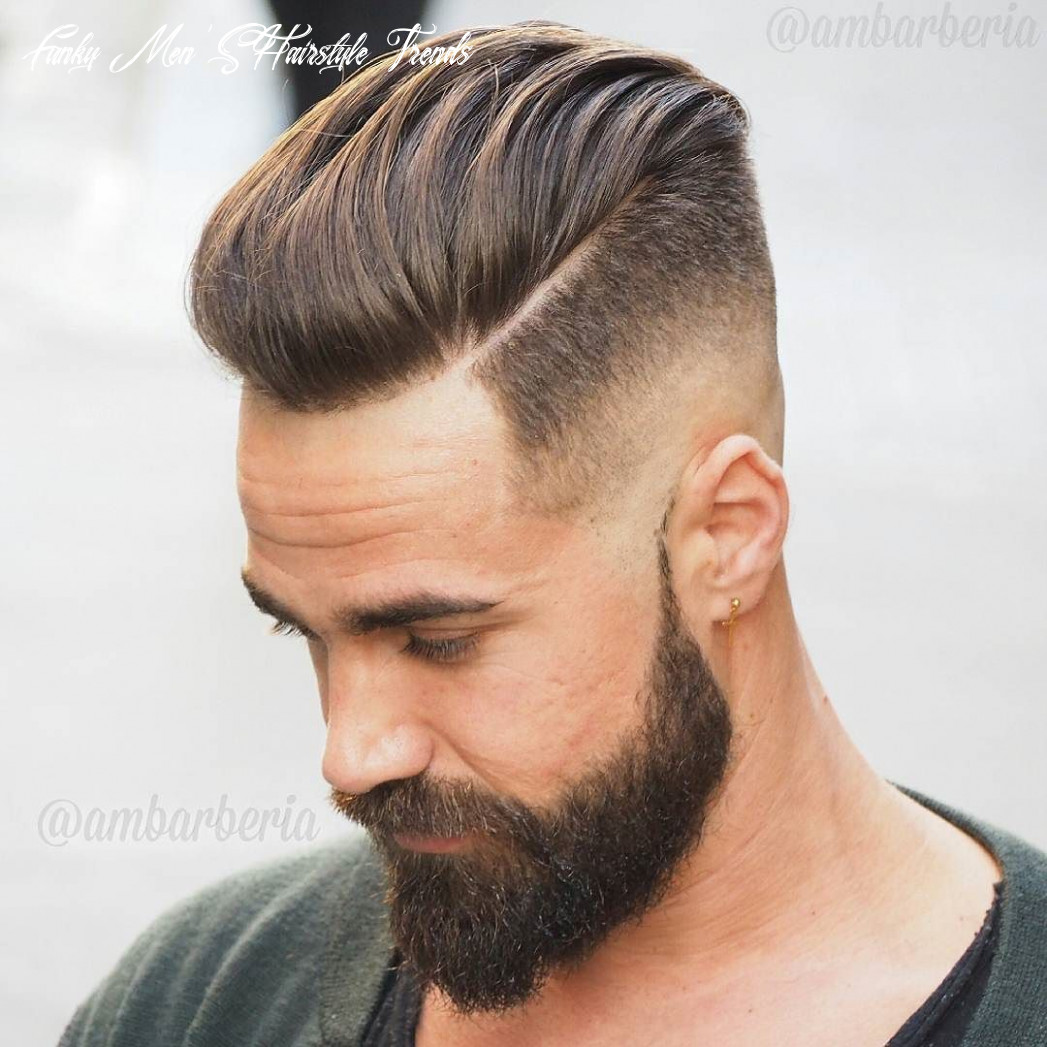 10 / 10   cool hairstyles for men, mens hairstyles, undercut