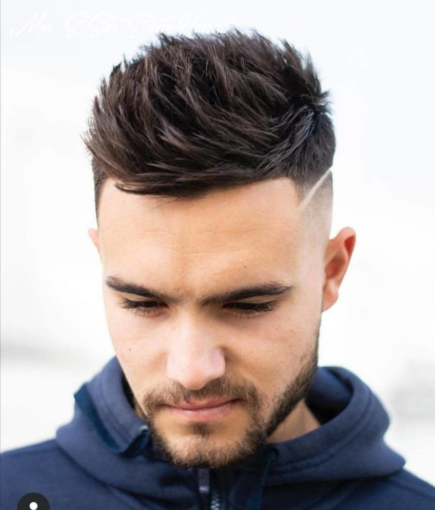 10 awesome shaved sides haircut ideas you need to try!   outsons