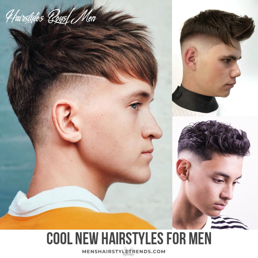 10 cool haircuts for men (1010 styles) hairstyles boys/men