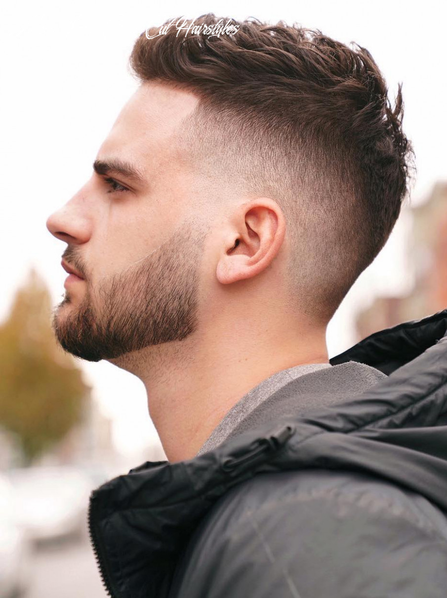 10 crew cut examples: a great choice for modern men mens long crew cut hairstyles