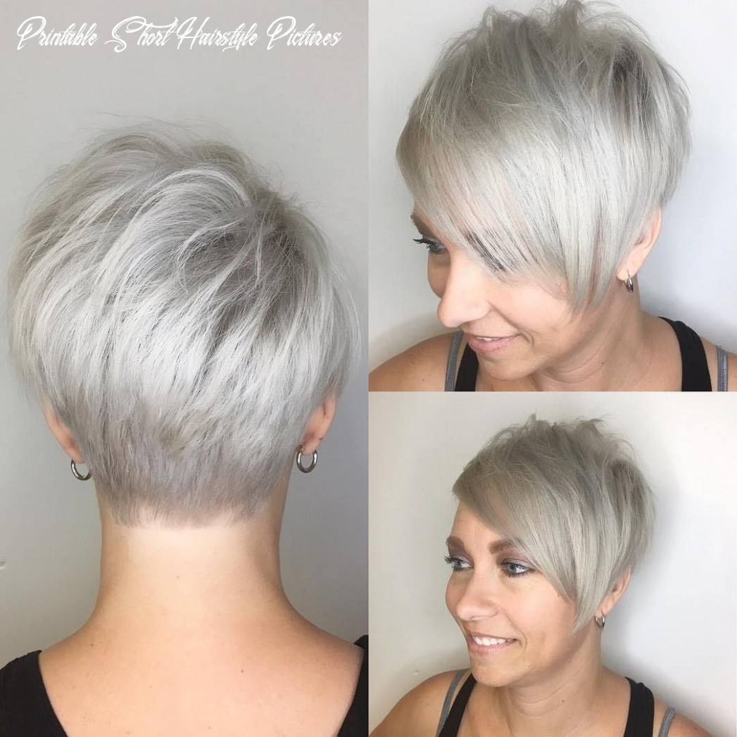 10 hottest short hairstyles, short haircuts 10 bobs, pixie