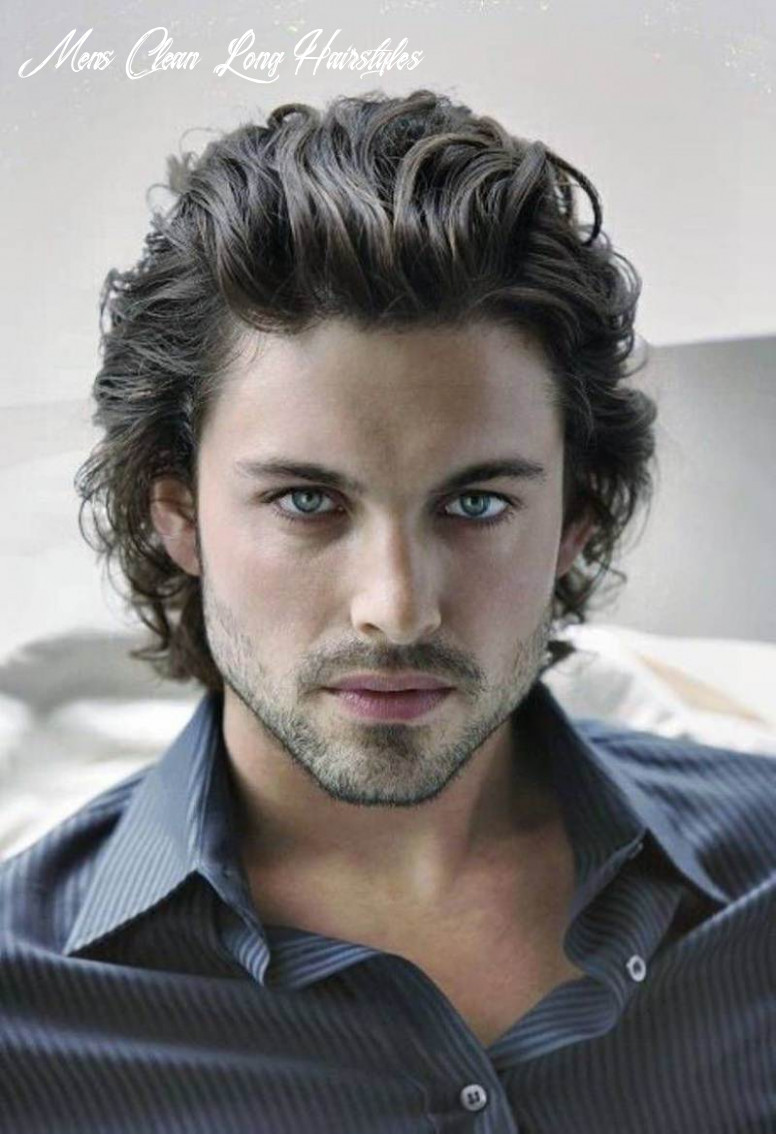 10 long hairstyles for men that will make you look fantastic mens clean long hairstyles