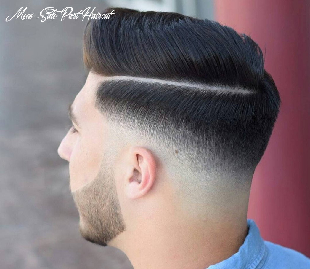10 mens side part hairstyles be the trend setter of 10