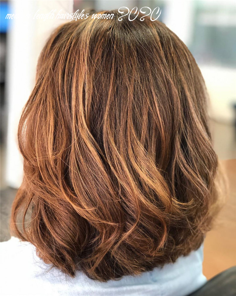 10 most trending medium haircuts for women 10 page 10 of 10