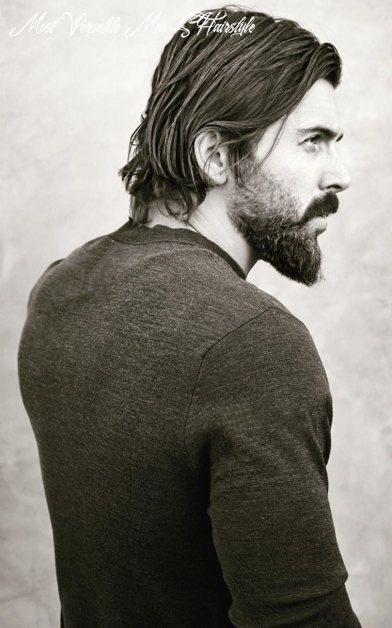 10 most versatile hairstyles for men with straight hair