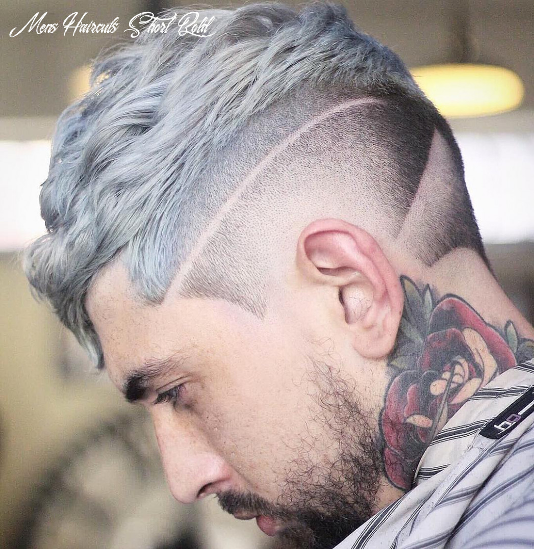 10 short hairstyles for men (10 styles) mens haircuts short bold