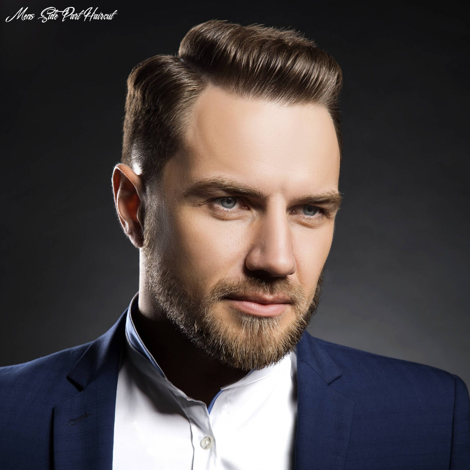 10 side part haircuts: a classic style for gentlemen mens side part haircut