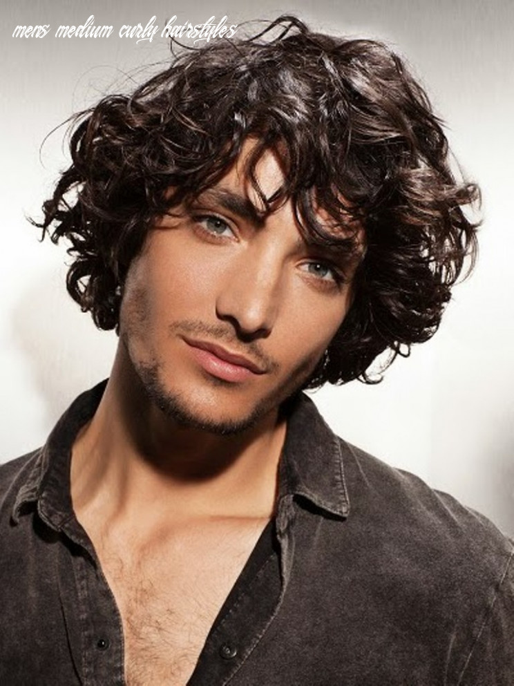 10 stylish curly hairstyle & haircuts for men [10 edition] mens medium curly hairstyles