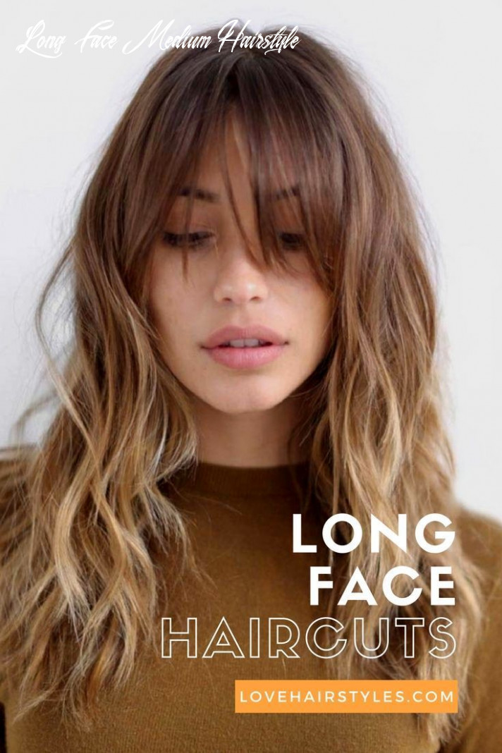 10 trendy hairstyles for long faces in 10   long face haircuts