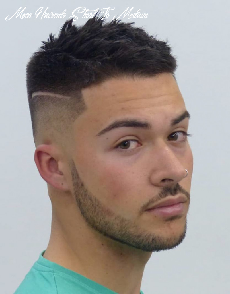 10 unique short hairstyles for men styling tips mens haircuts short to medium