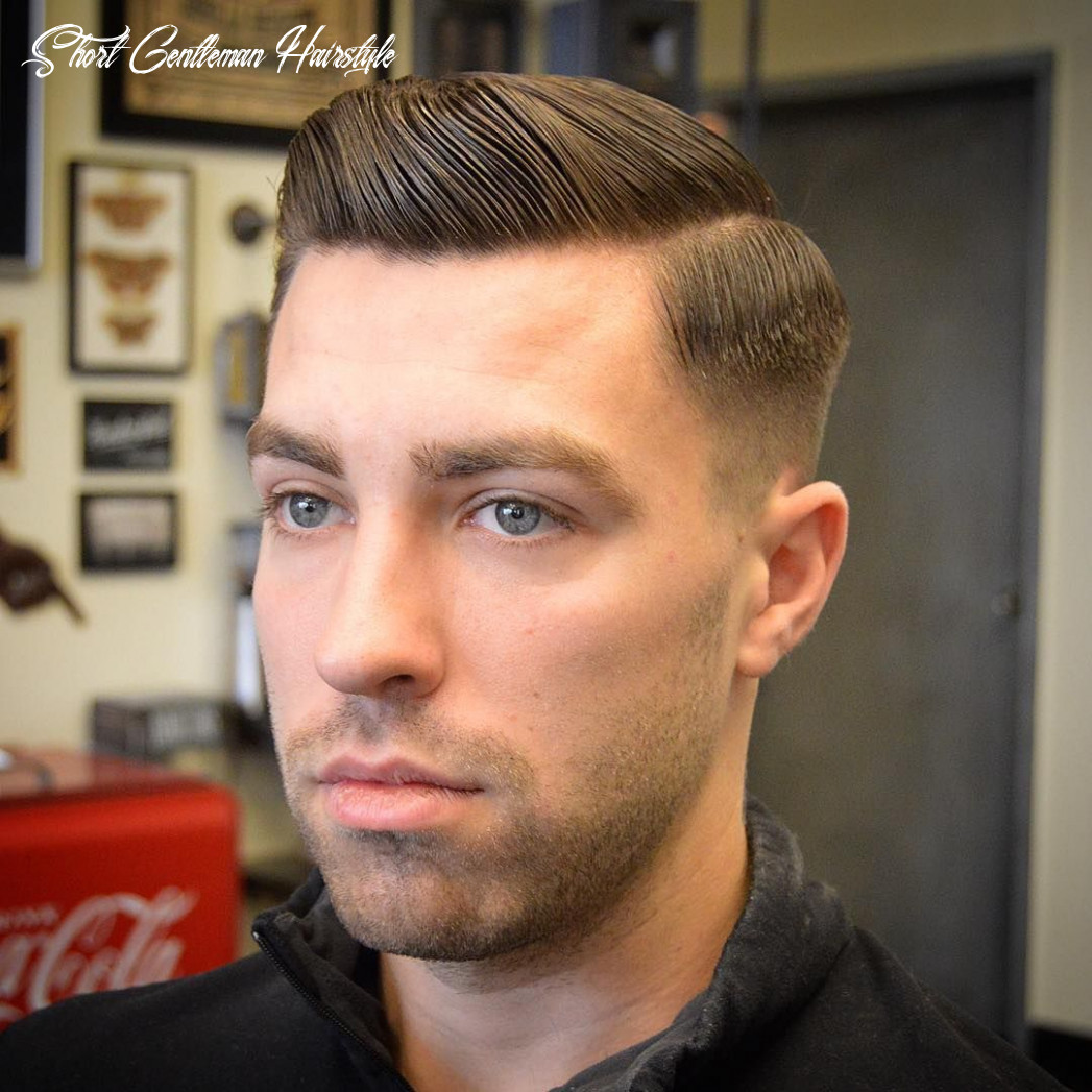 11 best hairstyle for men the gentleman haircut   mens