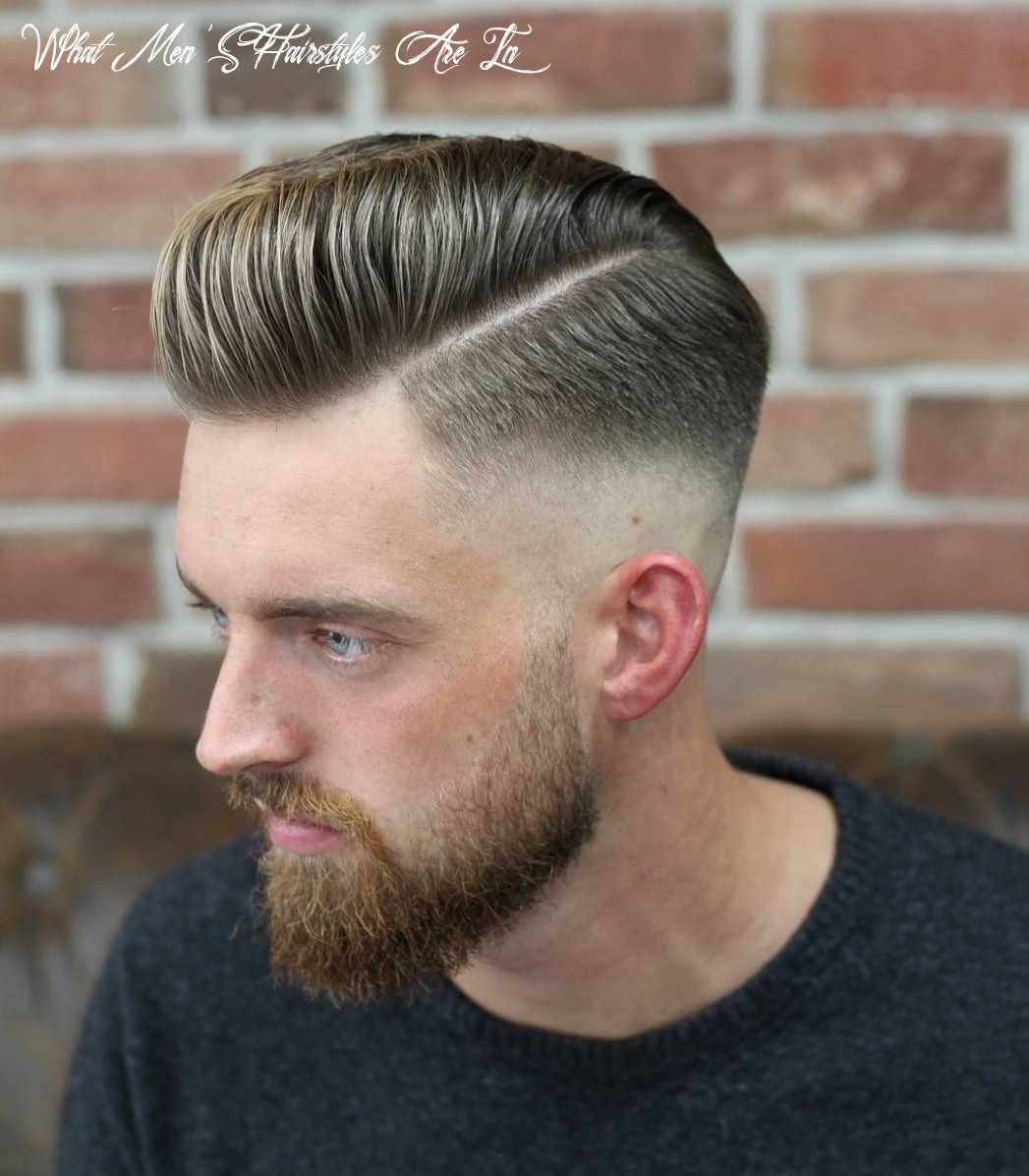 11 cool hairstyles for men (fresh styles)   mens hairstyles