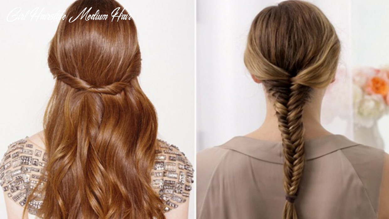 11 cute, nice and chic school hairstyles for medium hair | indian