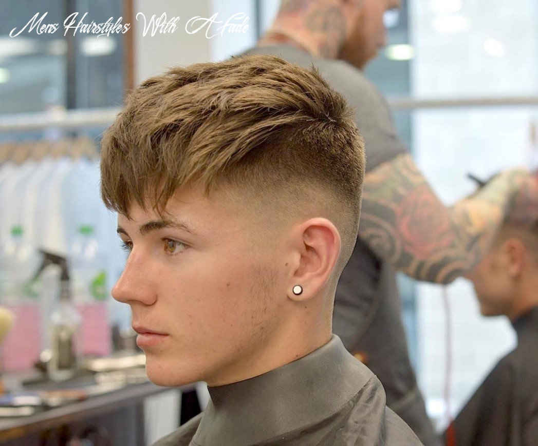 11 fade haircut styles for 11 (every fade type you can get