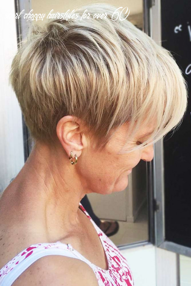 11 incredibly beautiful short haircuts for women over 11