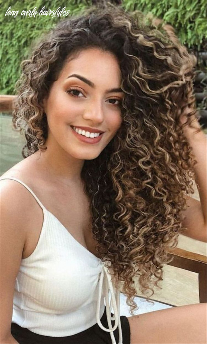 11 long curly hairstyles and colors 11   lockige frisuren