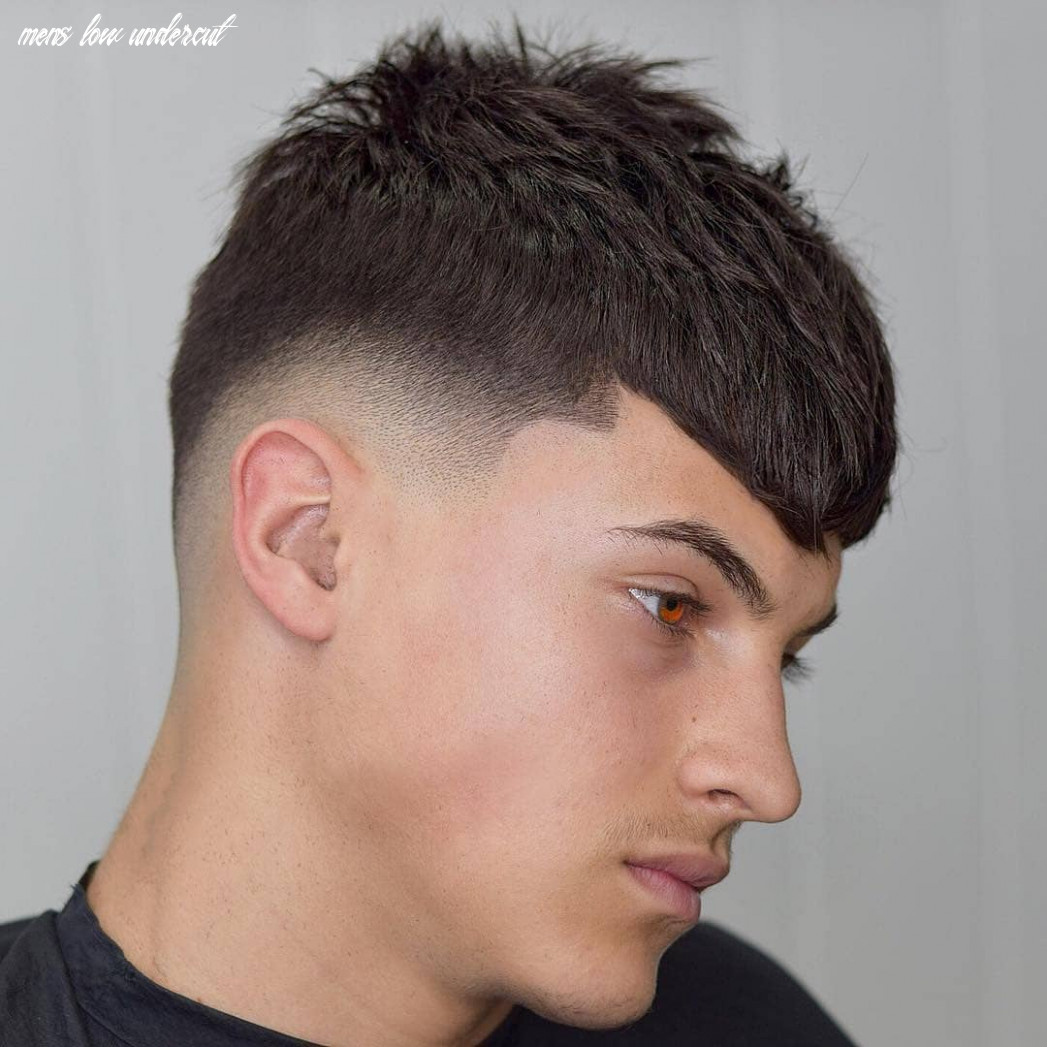 11 low fade haircuts for stylish guys mens low undercut