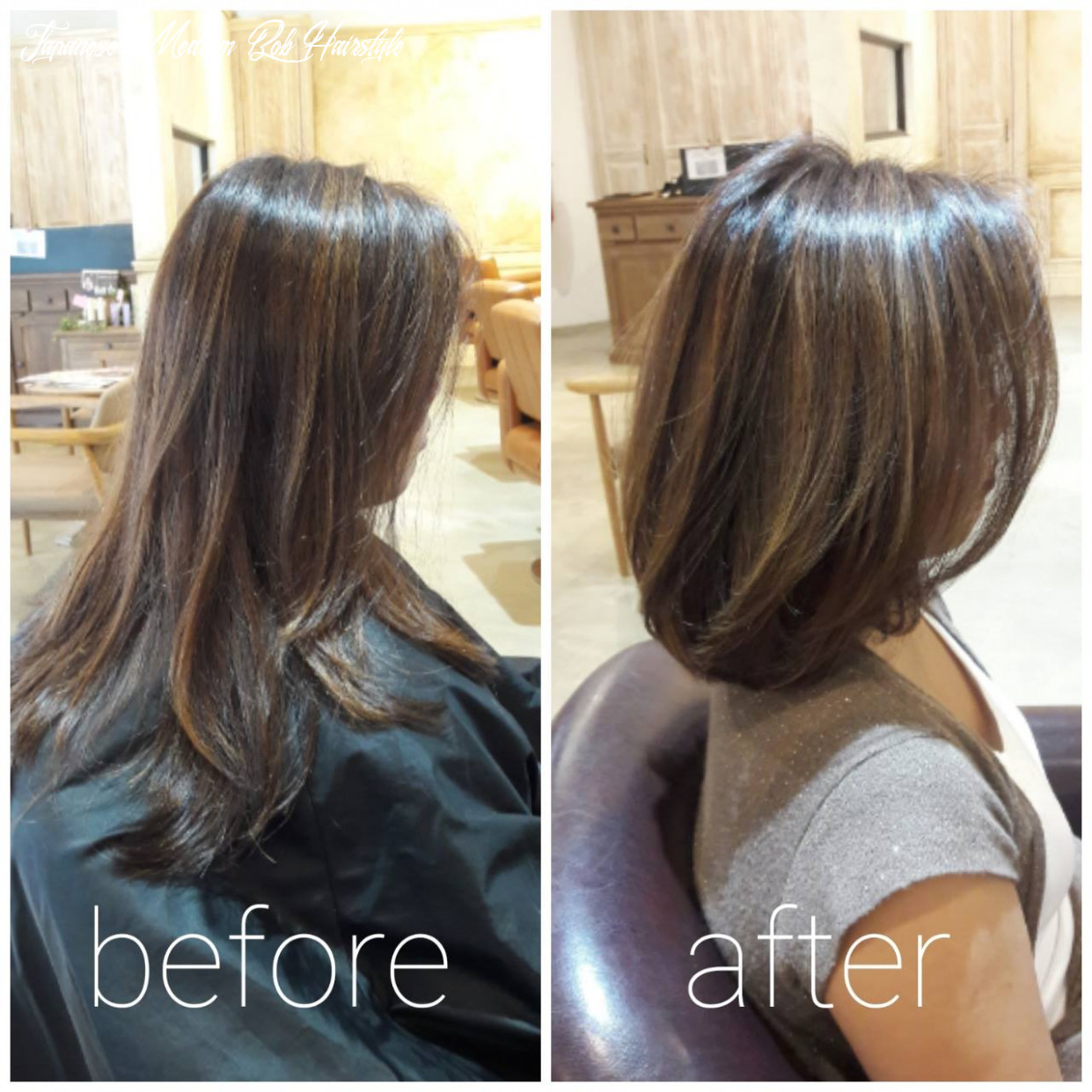 11 reasons why you should rock a bob hairstyle for the new year japanese medium bob hairstyle