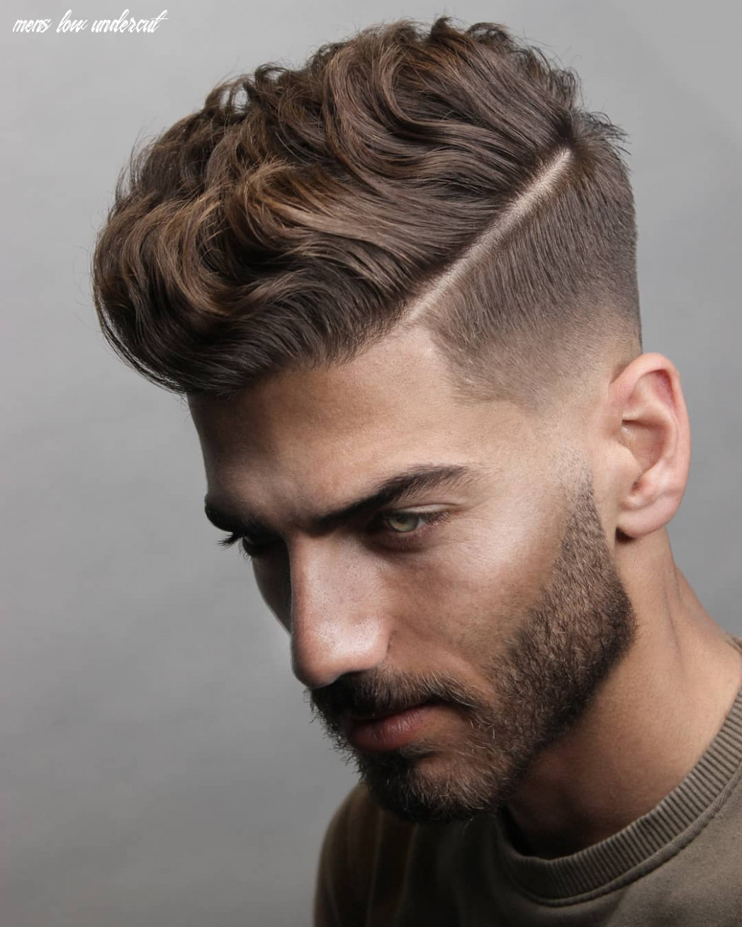 11 short on sides long on top haircuts for men | man haircuts mens low undercut
