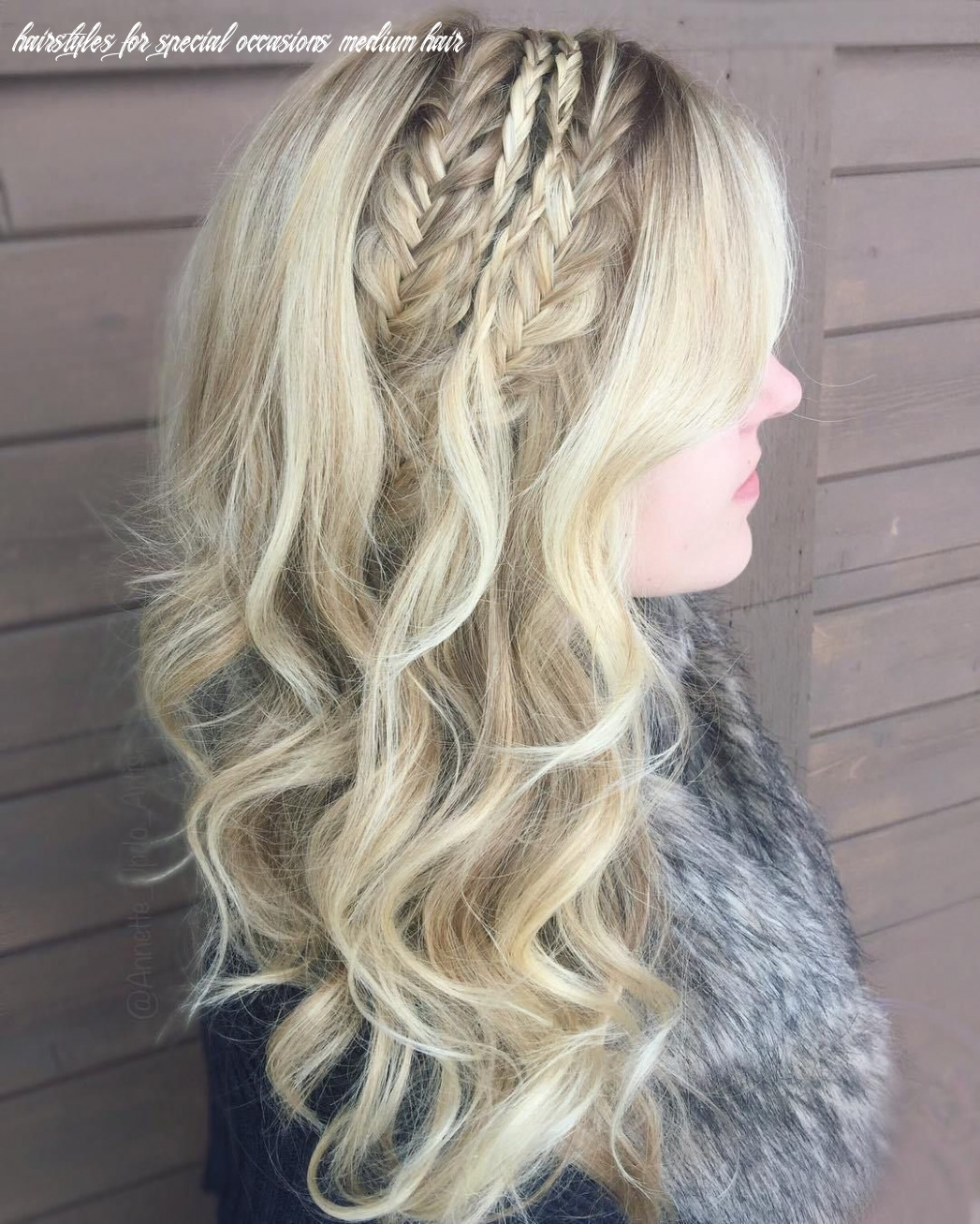 11 special occasion hairstyles | long blonde hair, special