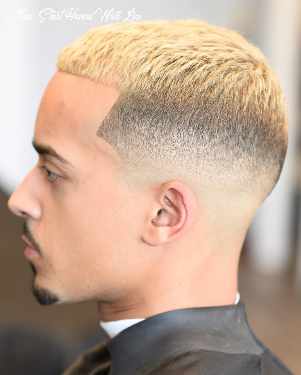 11 unique short hairstyles for men styling tips mens short haircut with line