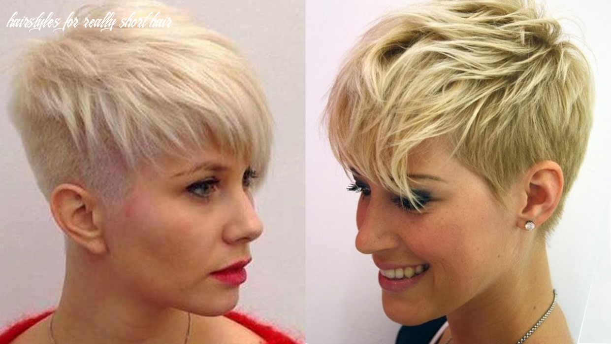 11 wonderful pixie short haircuts for women ? amazing hair transformation | lifob hairstyles for really short hair