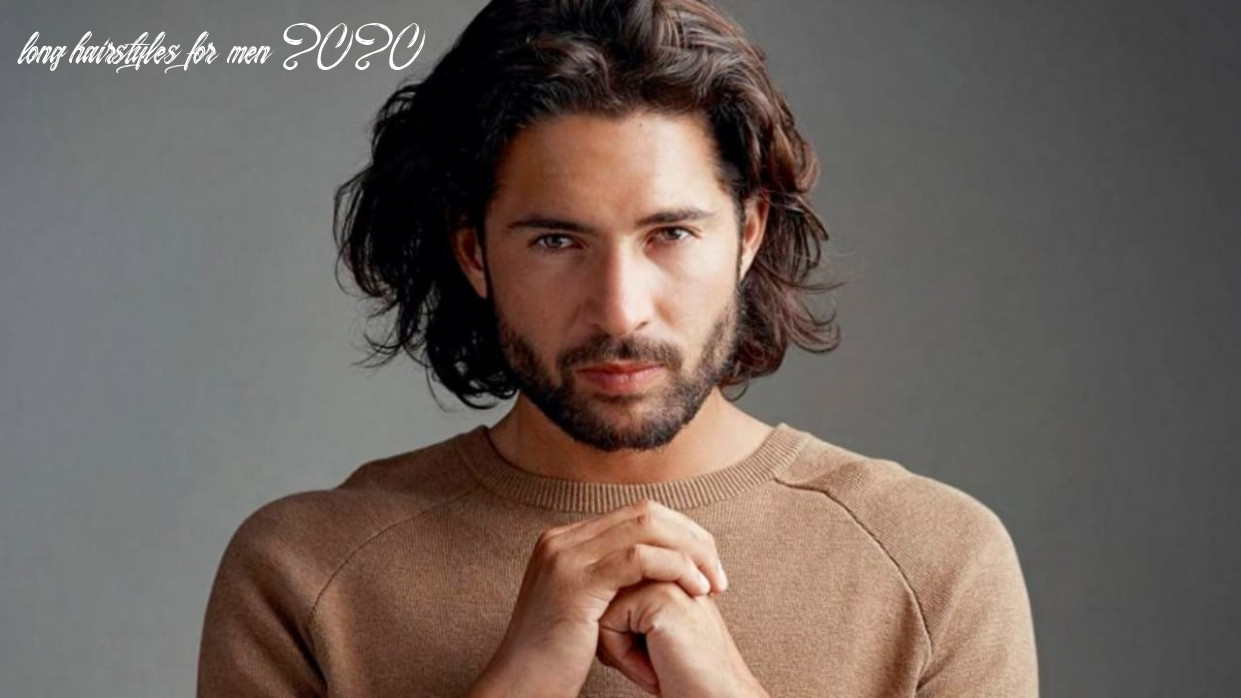 12 best hairstyles for men with long hair (newly updated