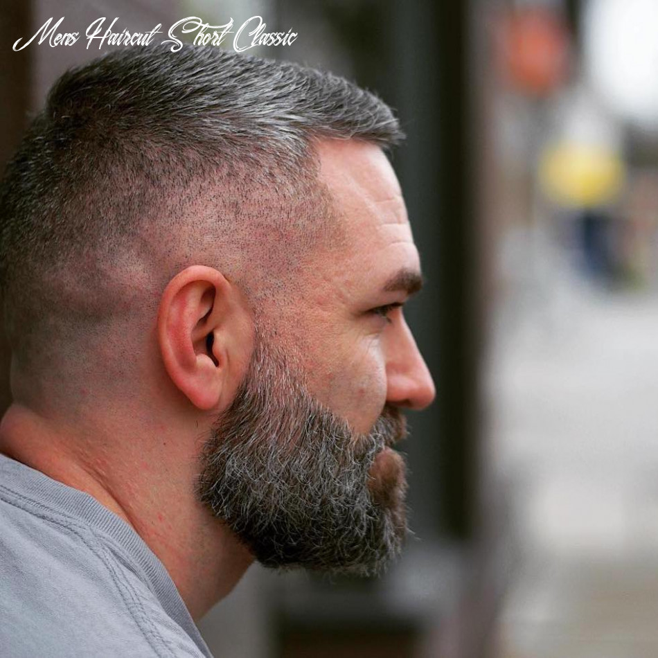 12 best short haircuts for men (cool 12 styles) mens haircut short classic