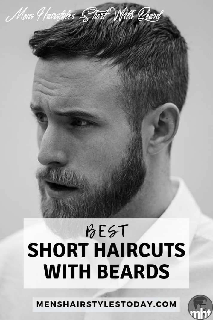 12 best short hairstyles with beards for men (12 guide)   short