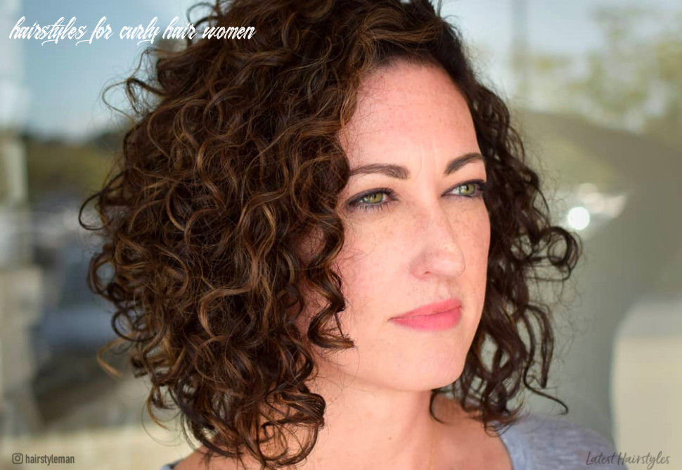 12 hottest curly bob hairstyles that rock this year hairstyles for curly hair women