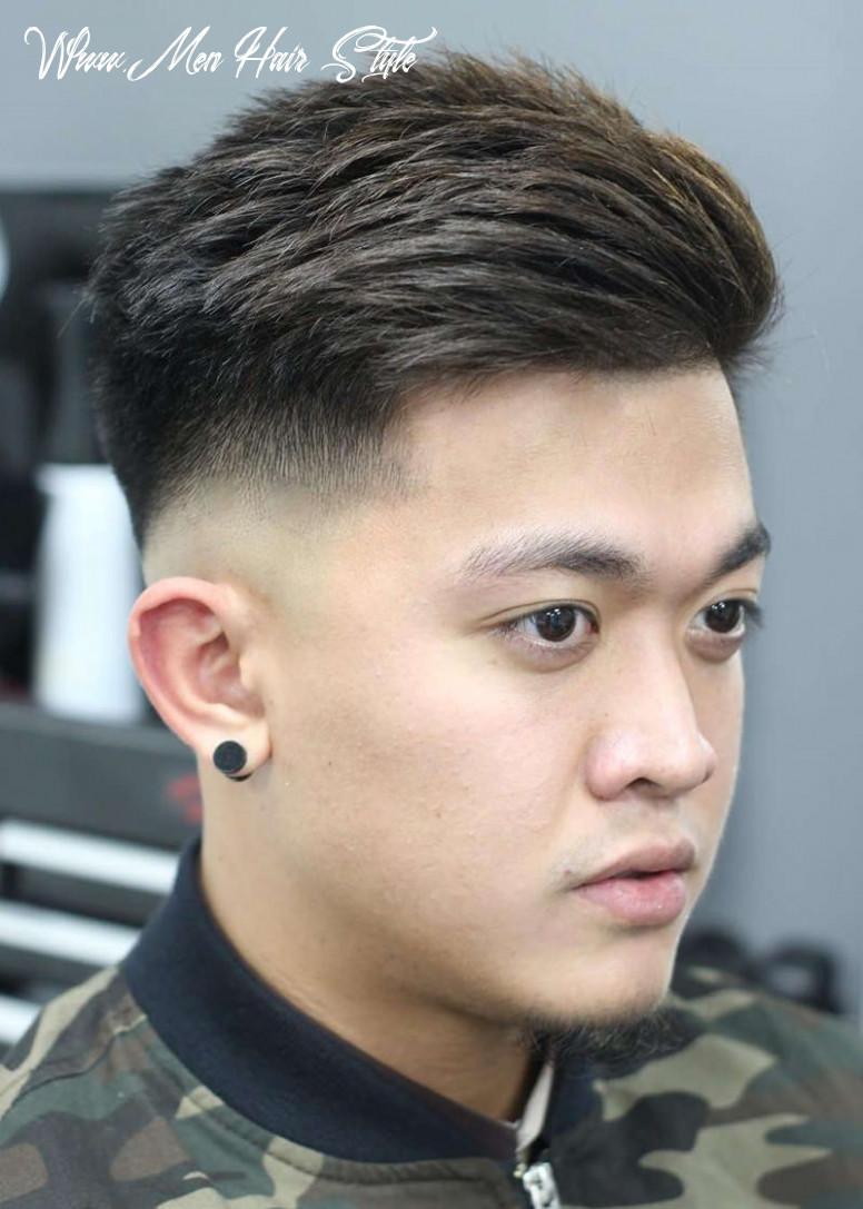 12 medium length hairstyles for men that will make a statement www