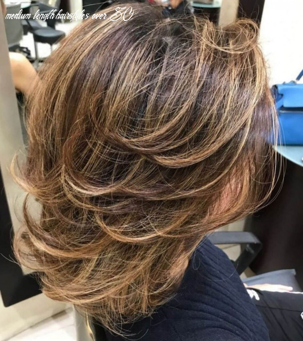 12 mid length hairstyles for women over 12 | fashionterest medium length hairstyles over 50