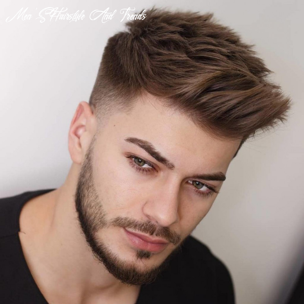 12 most popular mens hairstyle trends (with images) | men haircut
