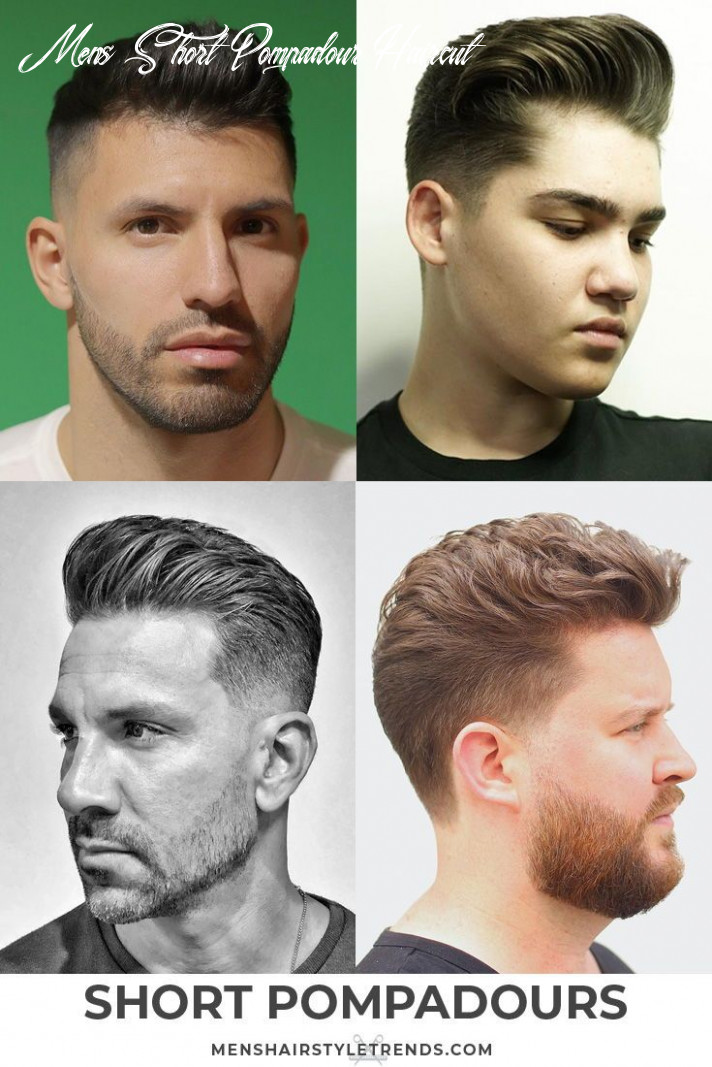 12 pompadour haircuts hairstyles for men (12 styles