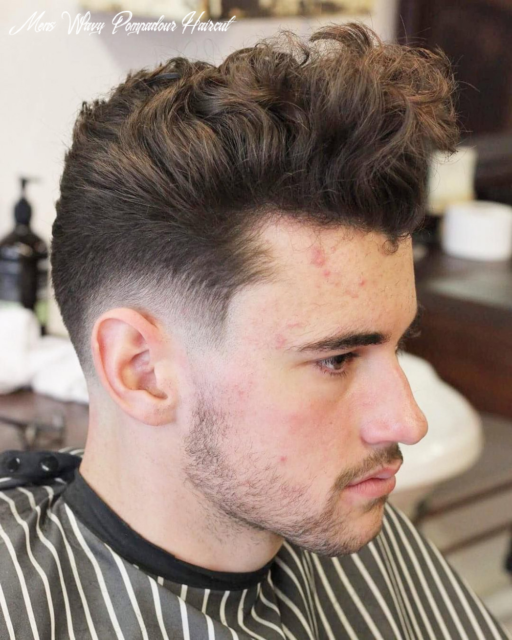 12 pompadour haircuts that look super cool (12 update