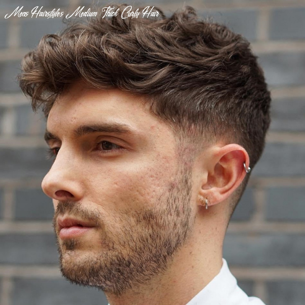 12 statement hairstyles for men with thick hair mens hairstyles medium thick curly hair