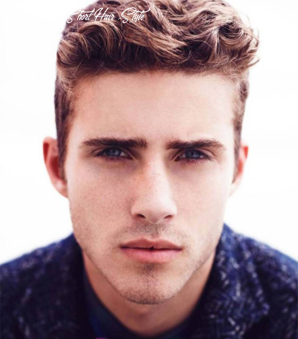 12 stylish curly hairstyle & haircuts for men [12 edition] man curly short hair style