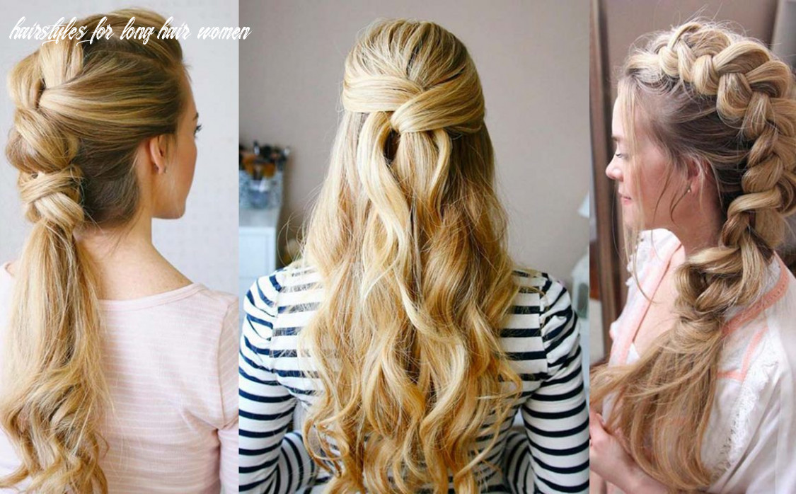 12 trendy long hairstyles for women to try | fashionisers© hairstyles for long hair women