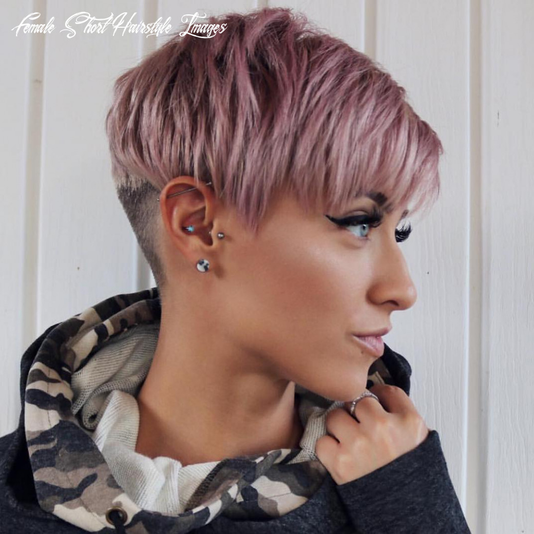 12 trendy very short haircuts for female, cool short hair styles 12 female short hairstyle images