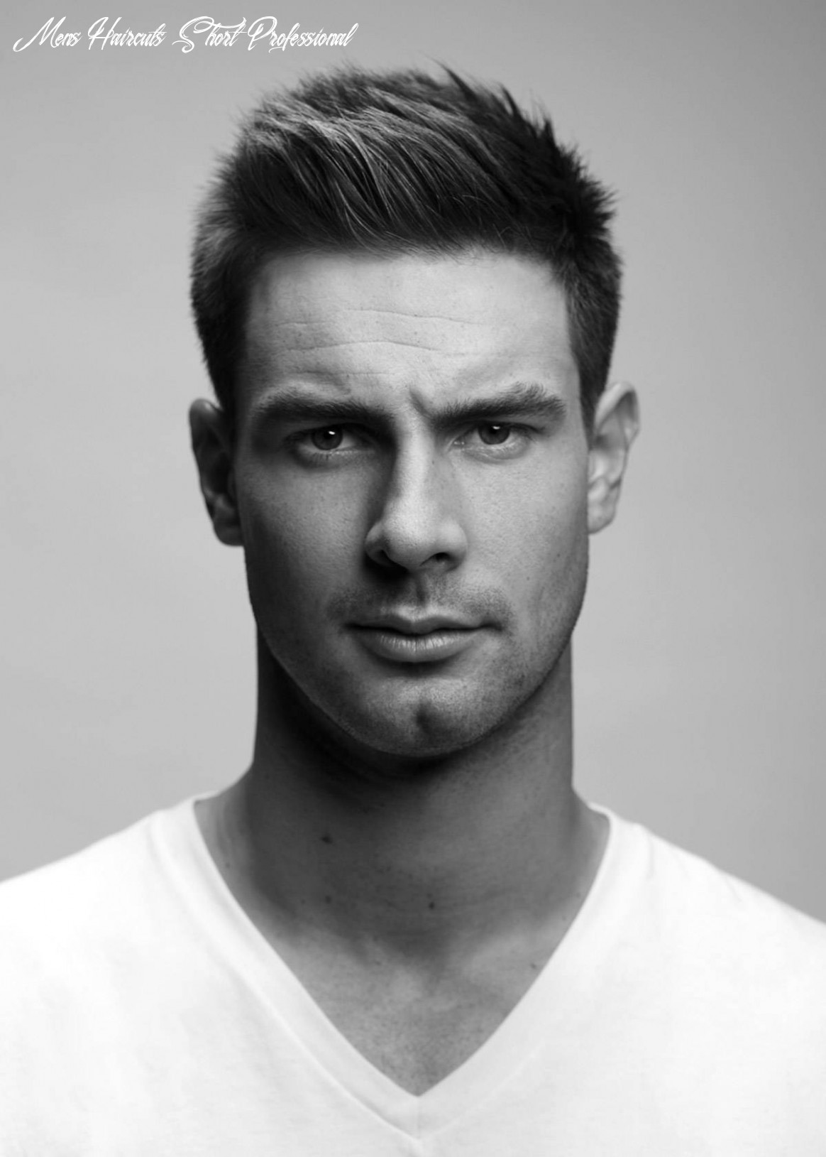 8 best stylish short hairstyles for men [with photos & tips] mens haircuts short professional