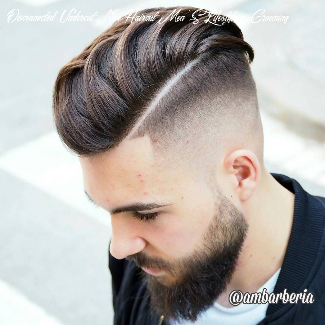 8 coolest undercut hairstyles for men   undercut fade hairstyle