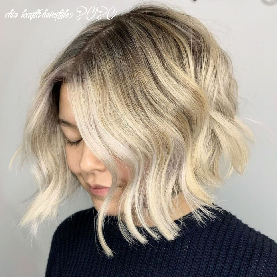 8 cute chin length hairstyles you need to try in 8   chin