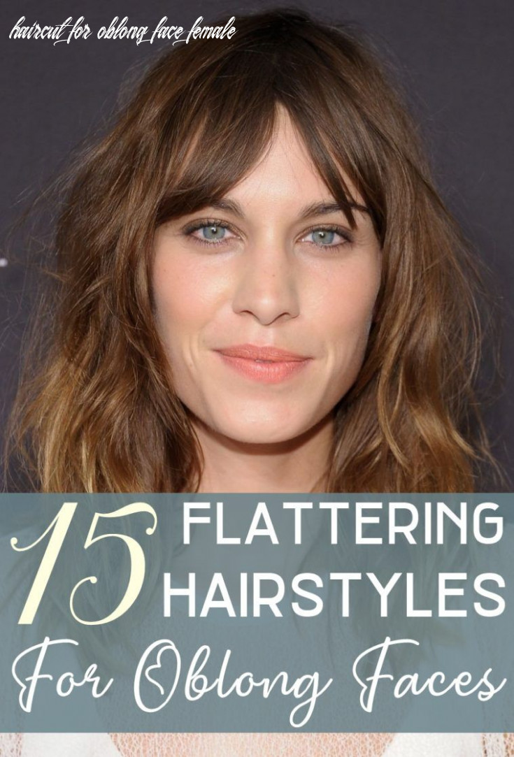 8 flattering hairstyles for oblong faces | oblong face hairstyles